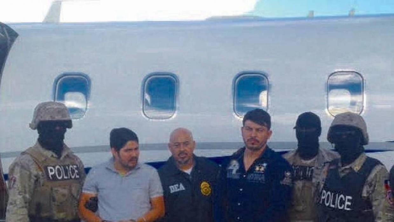 Sobrinos de primera dama venezolana admiten tráfico de droga en EEUU